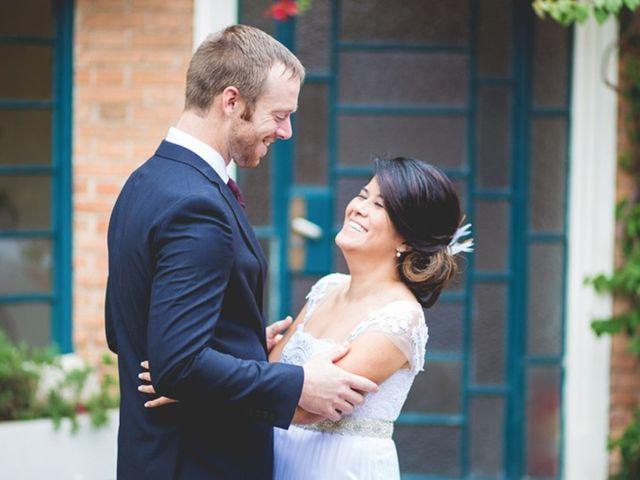 O casamento de Barbara e Matt