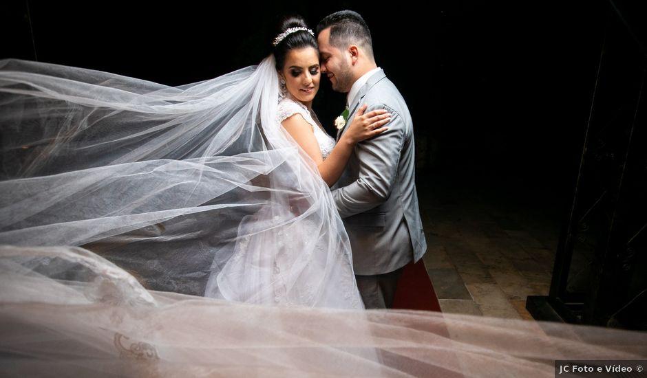 O casamento de Fagner e Thais em Embu, São Paulo
