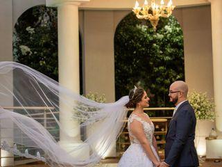 O casamento de Caroline e Murilo