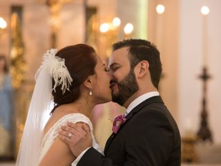 O casamento de Renata e Renato