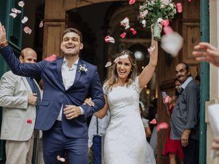 O casamento de Marcela e Felipe