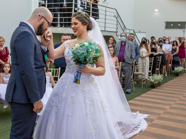 O casamento de Murilo e Caroline em Nova Odessa, São Paulo 32