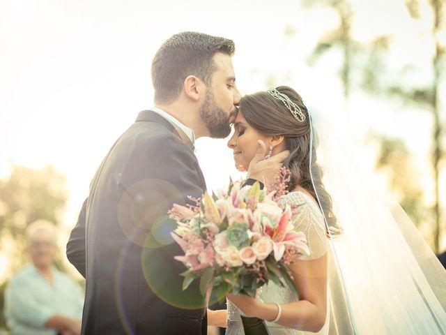 O casamento de Gustavo e Aurora