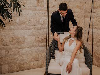 O casamento de Nayara Silva e Victor Augusto 1