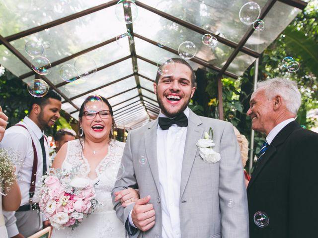 O casamento de Debora e Carlos