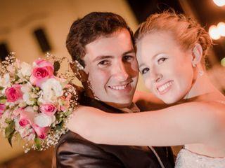 O casamento de Zeleide e Alisson