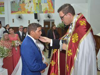 O casamento de Janaina e Nielson 3