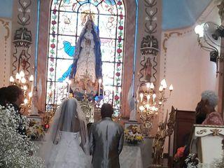 O casamento de Roberta e Alessandro