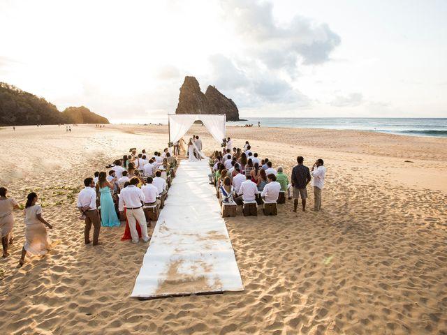 O casamento de Serginho e Juju em Fernando de Noronha, Pernambuco 10