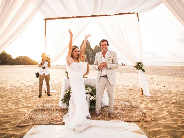 O casamento de Serginho e Juju em Fernando de Noronha, Pernambuco 11