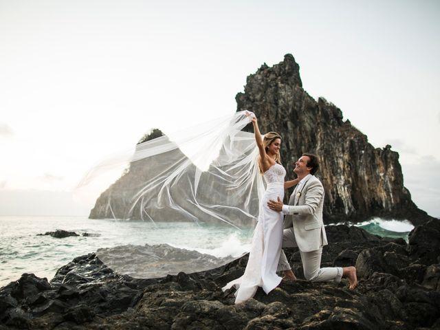 O casamento de Juju e Serginho