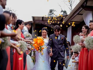 O casamento de Janaina e Thomaz