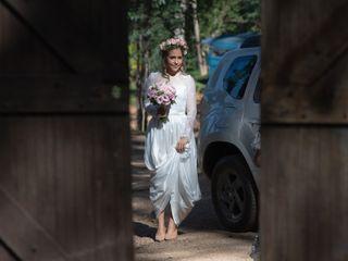 O casamento de Aveline e Darlan 1