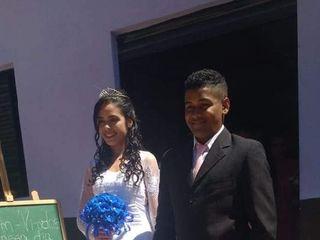 O casamento de Antonío da Cruz  e Maria de Fátima  3