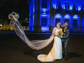 O casamento de Luciana e Lorival