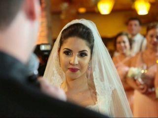 O casamento de Caroline e Michael 1