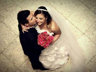 O casamento de Moniqui e Marcos