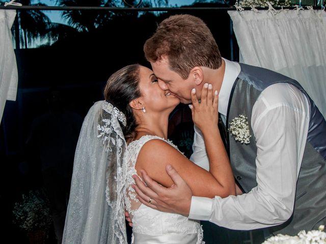 O casamento de Vanessa e Thiago