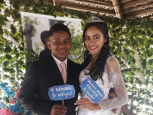 O casamento de Maria de Fátima  e Antonío da Cruz  em Beneditinos, Piauí 3