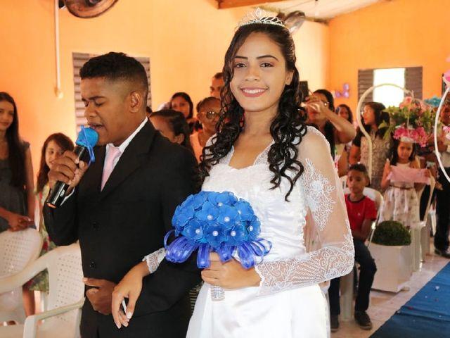 O casamento de Antonío da Cruz  e Maria de Fátima