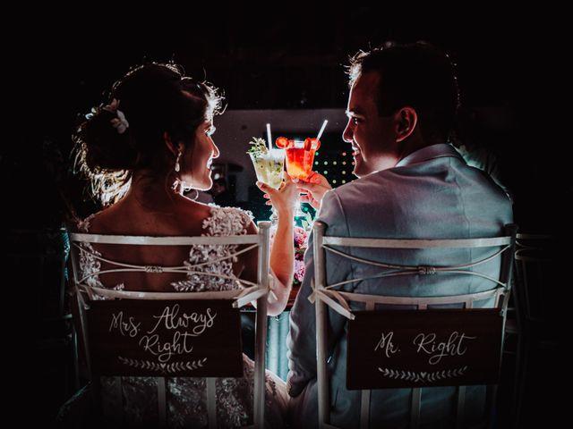 O casamento de Letícia e Lehon