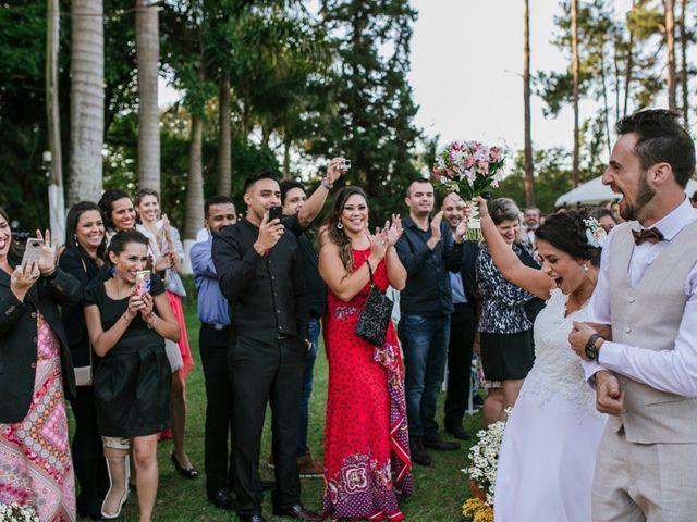 O casamento de Dayana e João