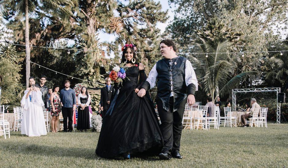 O casamento de Moabi e Calila em Salvador, Bahia