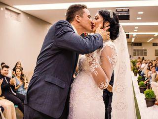 O casamento de Vitor e Mariane