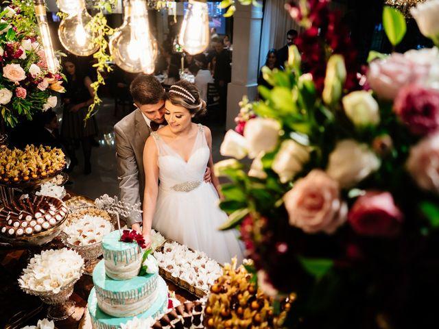 O casamento de Isabelle e Marcos