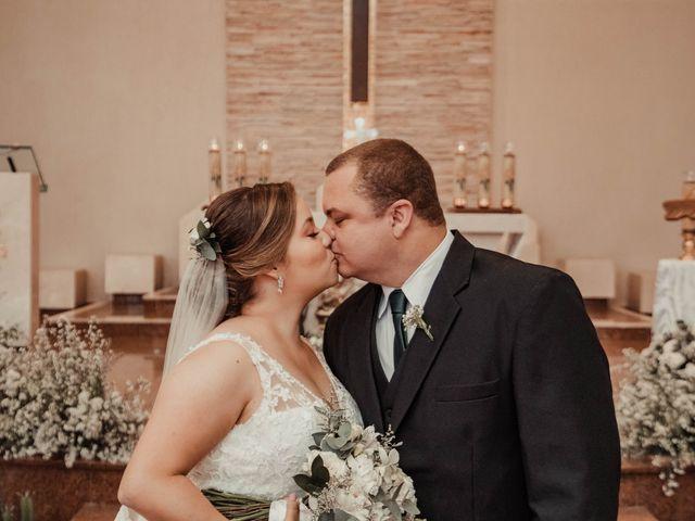 O casamento de Thiago e Juliana em Rio de Janeiro, Rio de Janeiro 1