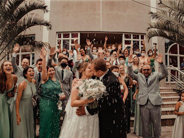 O casamento de Juliana e Thiago
