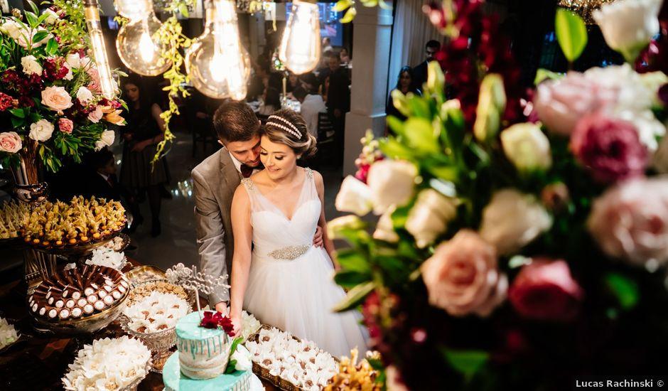 O casamento de Marcos e Isabelle em Curitiba, Paraná