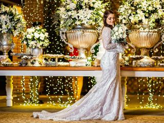 O casamento de Débora e José 3
