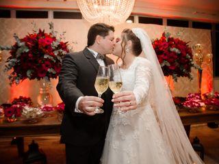 O casamento de Gabriella e Fabrício