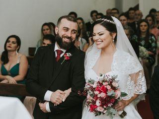 O casamento de Dani e Michel