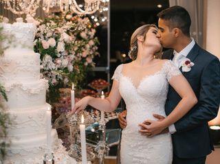 O casamento de Suzany e Luiz Fernando