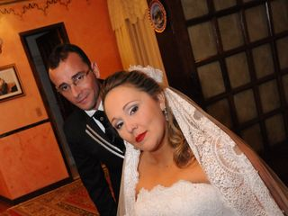 O casamento de Paula e Marcos