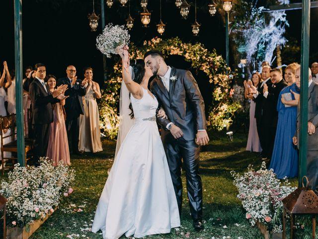 O casamento de Maria Carolina e Thiago