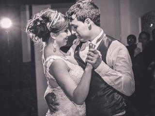 O casamento de Marcos Vinícius e Rita de Cássia