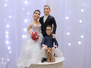 O casamento de Luana e Rafael 3