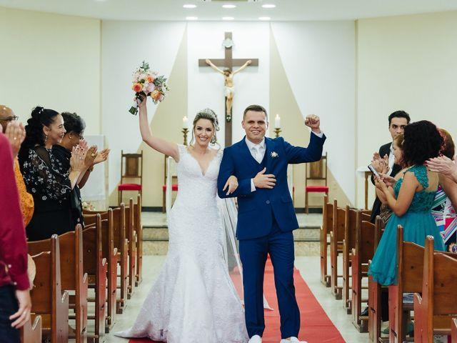 O casamento de Rafaella e Diego