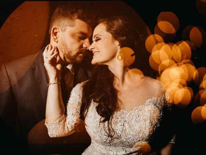 O casamento de Luciana e Eugênio