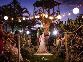 O casamento de Andreza e Bruno