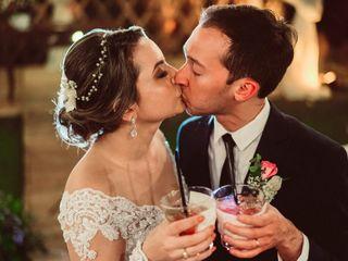 O casamento de Jessica e Tiago