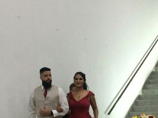 O casamento de Talita Amarante e Leandro do Amarante  2