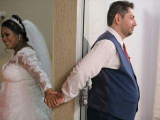 O casamento de Talita Amarante e Leandro do Amarante