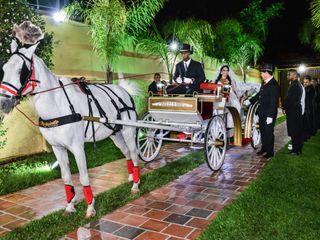 O casamento de Josie e Sidney