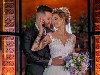 O casamento de Patricia e Bruno