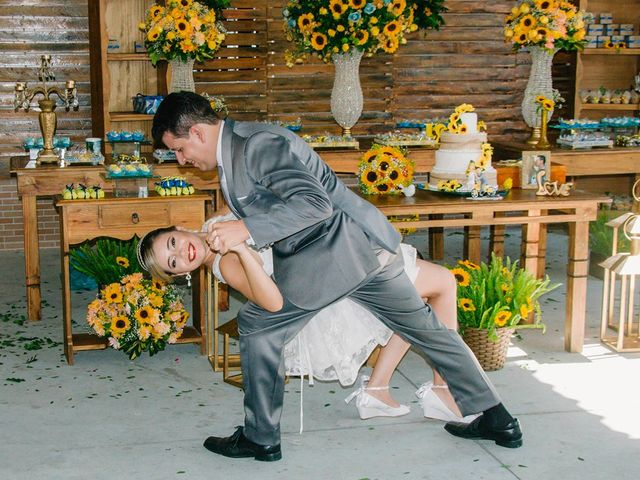 O casamento de Mônica e Joel