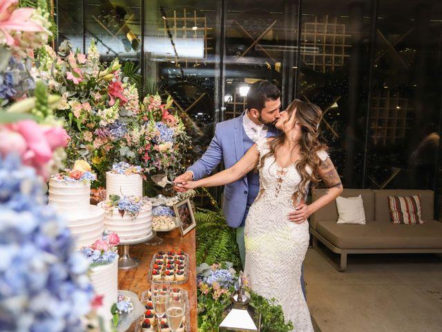O casamento de Grace e Otavio